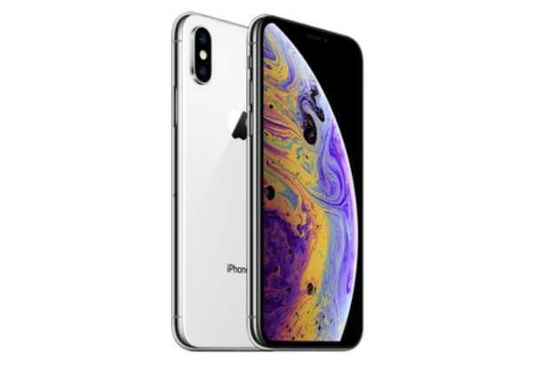 Смартфон Apple iPhone Xs Max DUAL 512GB Silver
