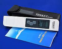 Комбинированный солемер и кондуктометр TDS / EC метр TЕС-1 (0 - 5000ppm; 0 - 9990µS/cm)
