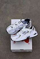 """Чоловічі кросівки New Balance 530 White/Silver"""", фото 3"""