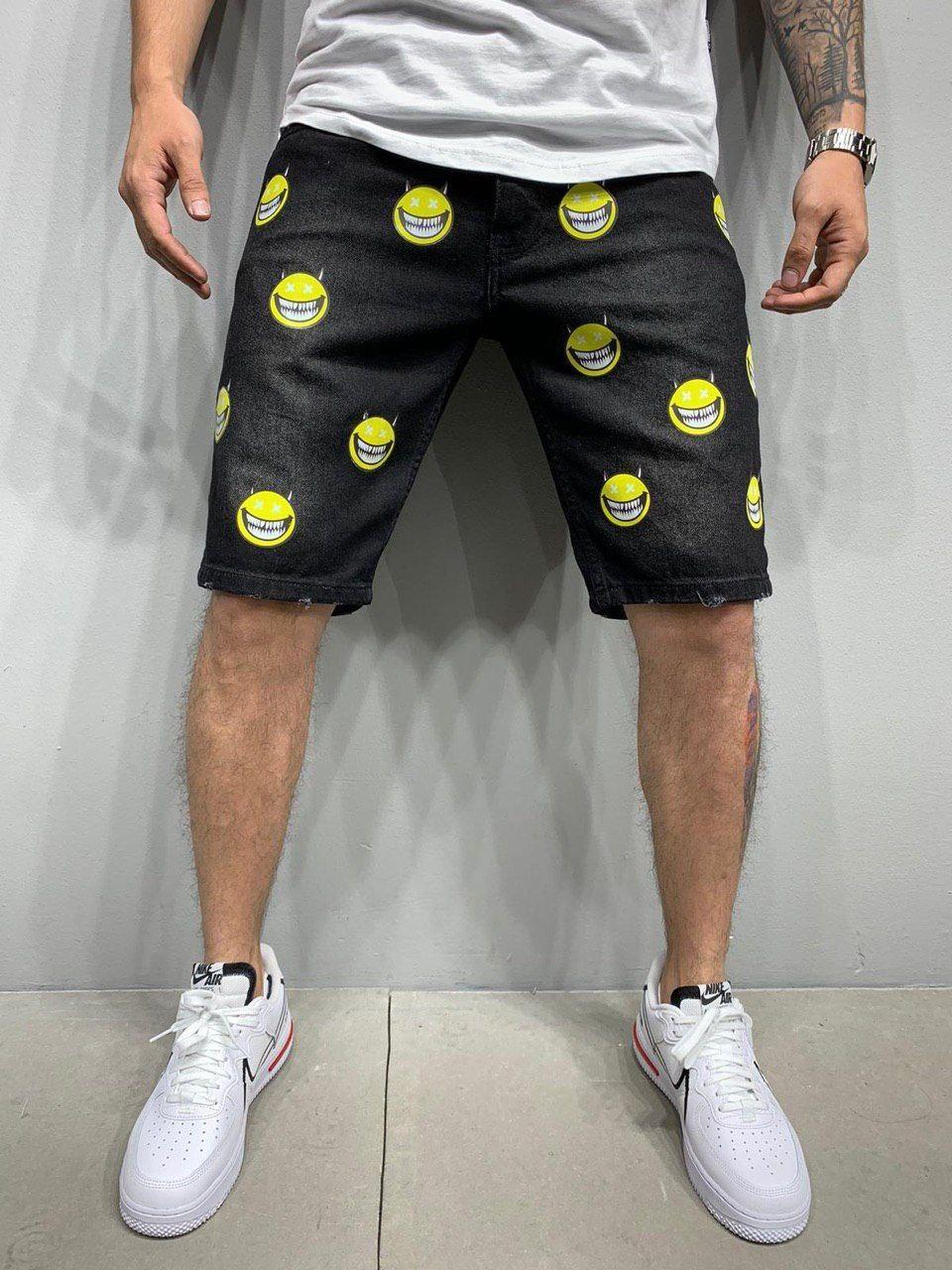 Мужские джинсовые шорты 2Y Premium 5400