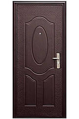 Двері вхідні технічна Економ Е40М молоток