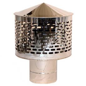 Искрогаситель дымоходный нерж Ø 100 мм