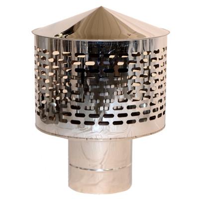 Искрогаситель дымоходный нерж Ø 150 мм