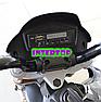 Детский электро-мотоцикл на аккумуляторе Aprilia M 4252EL-2 для детей 3-8 лет с мягкими EVA колесами черный, фото 7