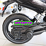 Детский электро-мотоцикл на аккумуляторе Aprilia M 4252EL-2 для детей 3-8 лет с мягкими EVA колесами черный, фото 10