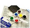 Кожаный комплект для ремонта винила Leather Vinyl Repair Kit.
