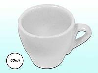 Чашка HoReCa для эспрессо 60 мл. Helfer  21-04-097