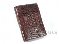 Мужское портмоне из кожи крокодила River (HKСM 66 Kango), фото 1