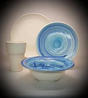 Производство керамики под заказ: тарелки, салатники, кружки