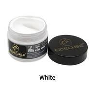 Крем-краска БЕЛАЯ (жидкая кожа) для кожаных изделий EIDECHSE. Жидкая кожа для кожаных изделий., фото 1