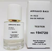 Armand Basi In red eau de parfum Масляный тестер 30 мл