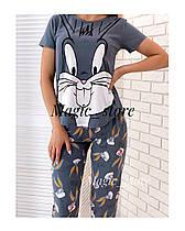 Жіноча піжама з брюками Новинка 2020