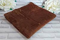 Мягкий плед покрывало микрофибра в подарочной упаковке евро 220*220 размер Bayun, фото 1