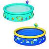 """Детский надувной бассейн Bestway """"Пчелки"""" 152х38, синий, фото 4"""