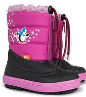 Зимові чоботи Demar Kenny рожеві
