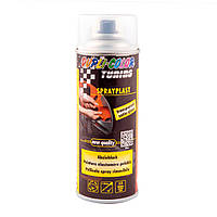 "Аерозольна фарба Motip Dupli Color з ефектом ""Рідка гума"" прозора 400мл. (388095)"