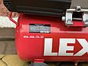 Компрессор масляный воздушный Lex LXC24 компресор, фото 5