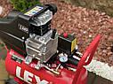 Компрессор масляный воздушный Lex LXC24 компресор, фото 7