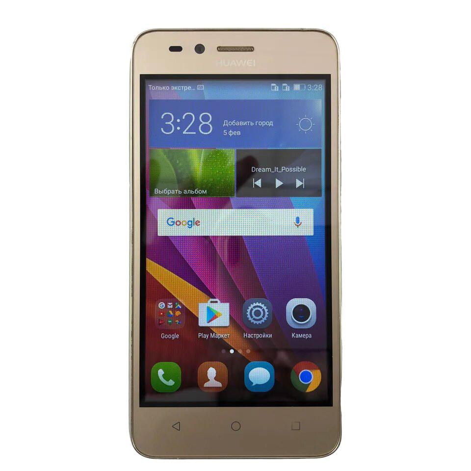 Huawei Y3 II U22 1/8GB Gold Grade C Б/У