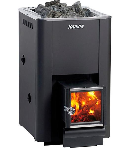 Дров'яна піч для лазні та сауни Harvia 20 SL Boiler