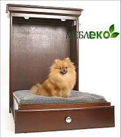 Кровать - трансформер для собаки, Кровать - шкаф для собаки.