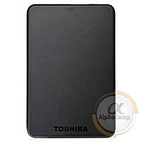 """Зовнішній HDD 2.5"""" Toshiba STORE BASICS 1Tb Black USB 3.0"""