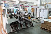 Homag Machinery NBT200/6 бу cверлильно-присадочный станок проходной