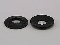 Шайба с внутренними зубьями, черная 8х22 бамперов ВАЗ (передний/задний)