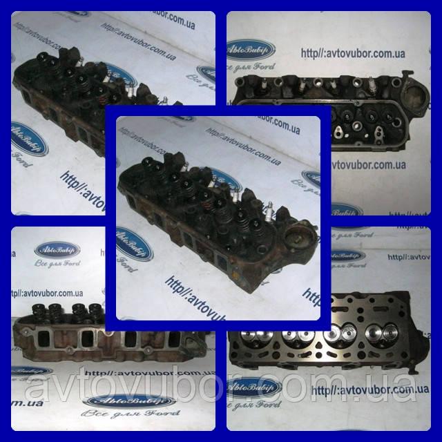 Головка блока цилиндров 1.3 OHV Ford Escort 86-01