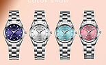 Кварцові годинники жіночі CHRONOS з нержавіючої сталі CH23, фото 3