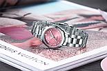 Кварцові годинники жіночі CHRONOS з нержавіючої сталі CH23, фото 5