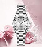 Кварцові годинники жіночі CHRONOS з нержавіючої сталі CH23, фото 6