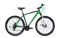 "Велосипед Ardis SHULTZ 27,5"" 19"" зеленый"