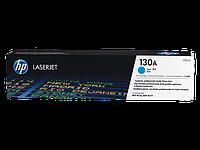 Заправка цветного картриджа HP 130A LJ M176n/ M177fw, голубой (CF351A) в Киеве