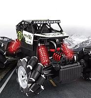 Машинка на радиоуправлении Run Inclinet DRIFT 4WD 1:16 с функцией езди боком.