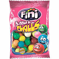 Жувальні гумки Fini bubble gum balls 100 г