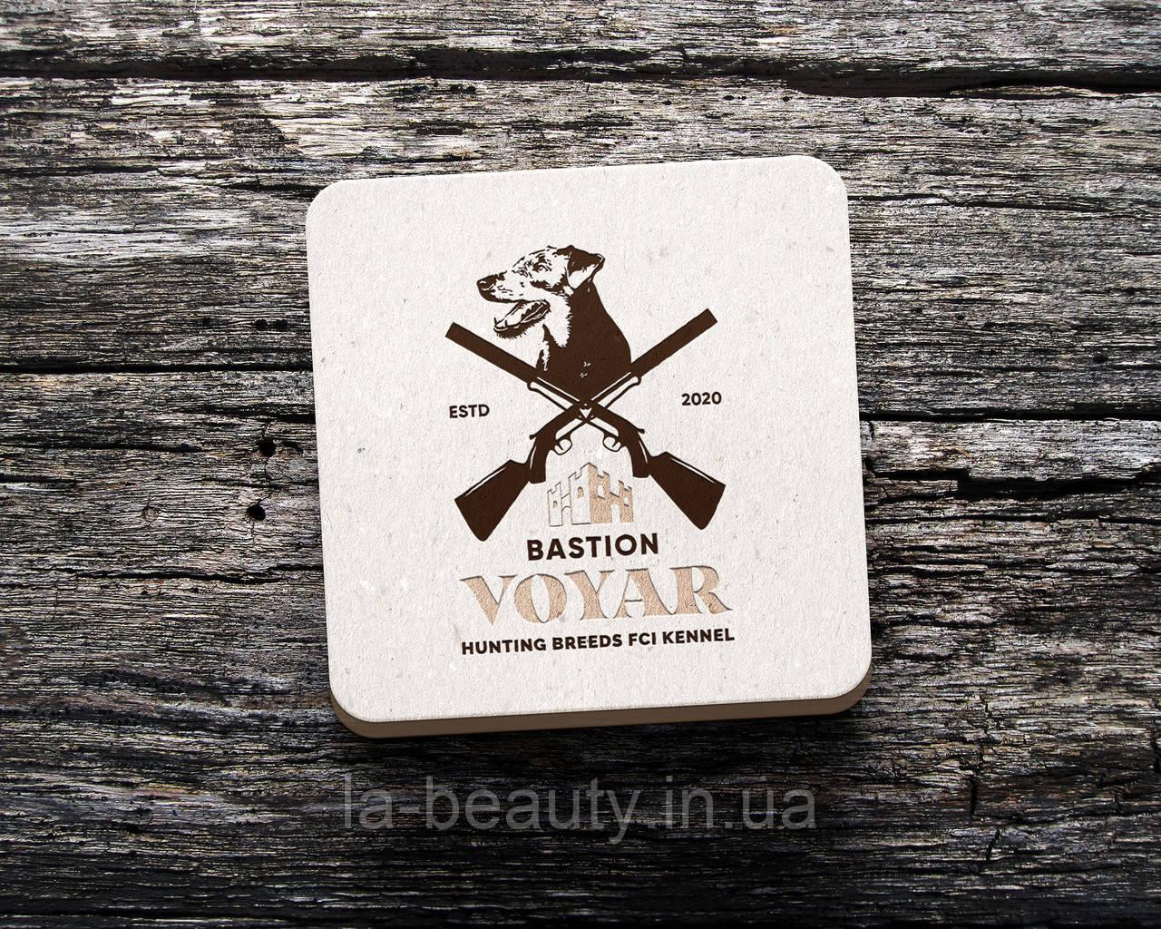 Нейминг (разработка / создание названия) питомника охотничьих собак Bastion Voyar