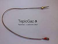 """Термопара (Газконтроль) для варочной поверхности с подключением """"круглый штекер"""""""