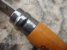Нож Opinel (опинель) Carbon Steel№7 VRI бук (113070), фото 2