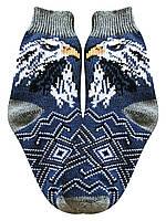 Теплые шерстяные носки, фото 1