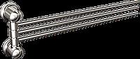 Вешалка для полотенец тройная Andex Classic, 004cc