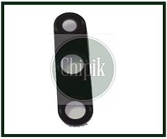 Стекло (окошко камеры) для Huawei P Smart Pro (51094), Черное