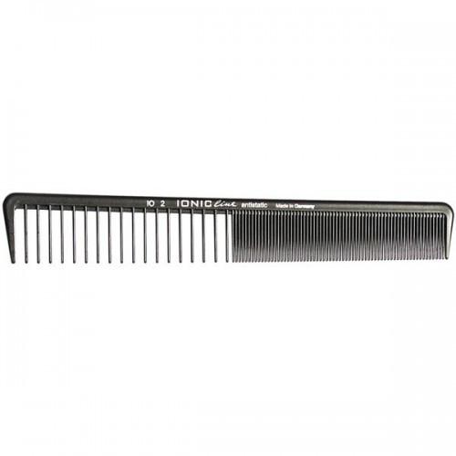 Hercules Расчёска IONIC с очень редкими и частыми зубчиками для стрижки волос