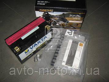 Аккумулятор    7Ah-12v VARTA FS AGM (YT7B-4, YT7B-BS), (150x66x94), L, Y5, EN120