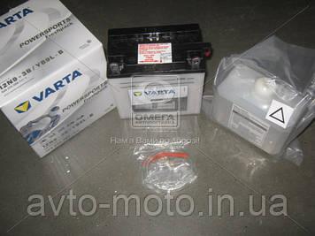 Аккумулятор    9Ah-12v VARTA FS FP (12N9-3B,YB9L-B) (136x76x140),R,Y6,EN85