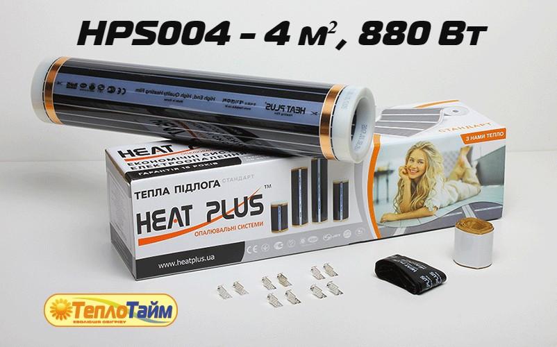 """Комплект """"Тепла підлога"""" серія стандарт HPS004 (4 м2, 880 Вт)"""