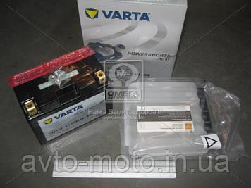 Аккумулятор   11Ah-12v VARTA FS AGM (YTZ14S-4, YTZ14S-BS), (150x87x110), L, Y11, EN230
