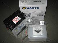 Аккумулятор   12Ah-12v VARTA FS FP (12N12A-4A-1, YB12A-a) (136x82x161), L, Y8, EN160
