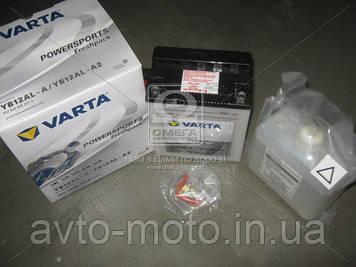 Аккумулятор   12Ah-12v VARTA FS FP (YB12AL-A, YB12AL-A2) (136x82x161), R, Y8, EN120