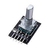Модуль энкодер с кнопкой KY-040 для Arduino, фото 2